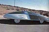 samochód słoneczny